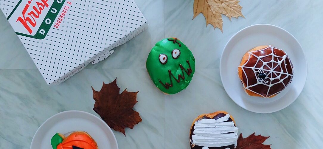 Krispy Kreme - iamkimcharlie