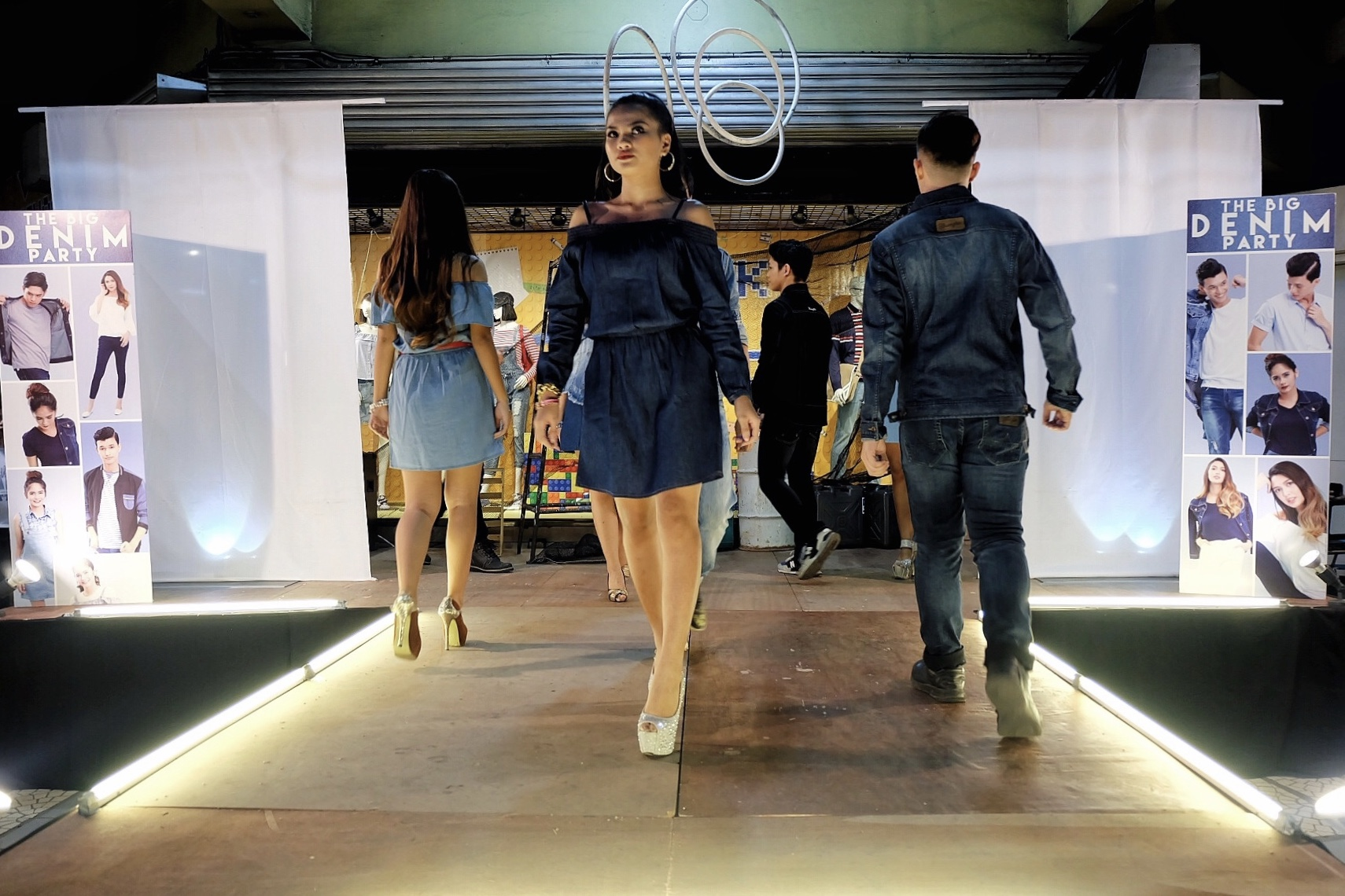 The Metro Stores Denim Party Fashion Show - iamkimcharlie04
