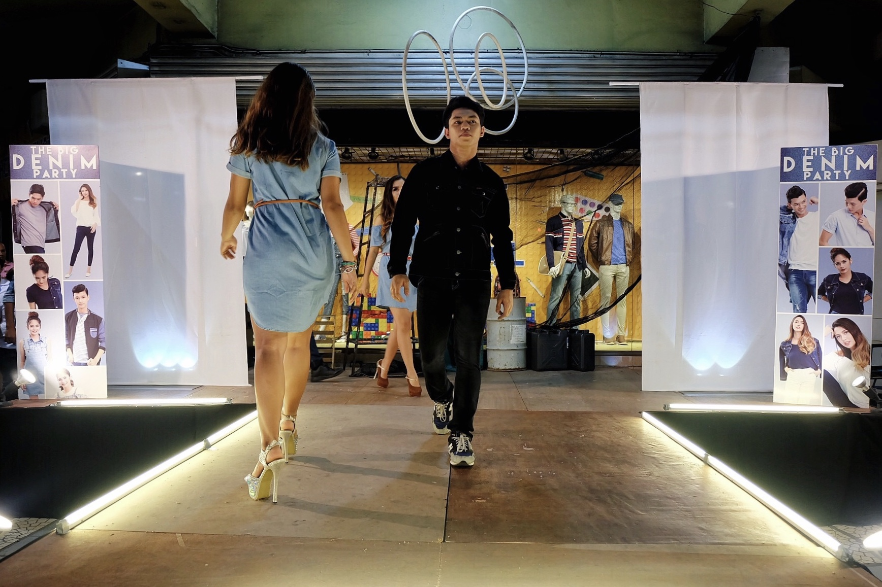 The Metro Stores Denim Party Fashion Show - iamkimcharlie05