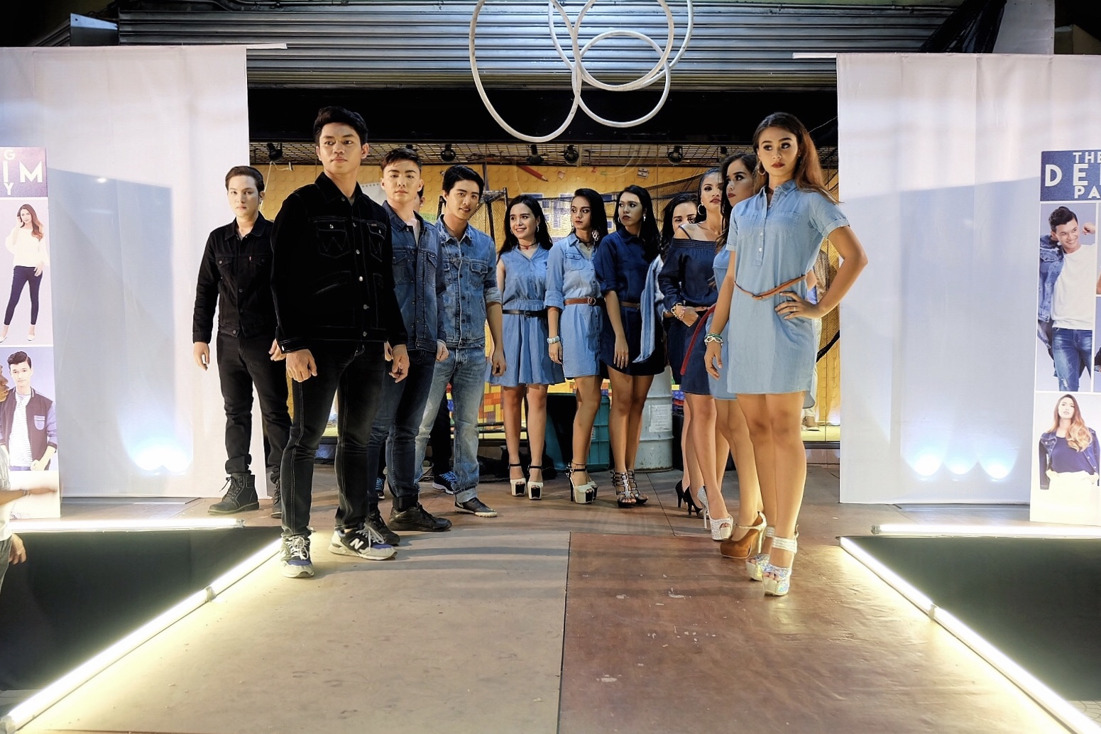 The Metro Stores Denim Party Fashion Show - iamkimcharlie03