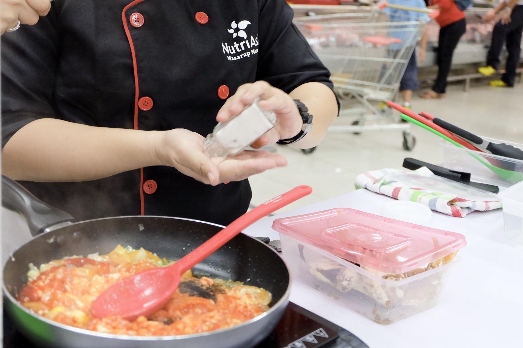 iamkimcharlie ufc cookfest 05